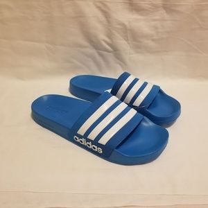 Adidas Adilette Shower B42211 Bright Blue / White